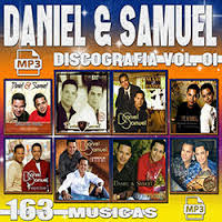 Baixar CD Discografia Daniel & Samuel Vol. 01 Download