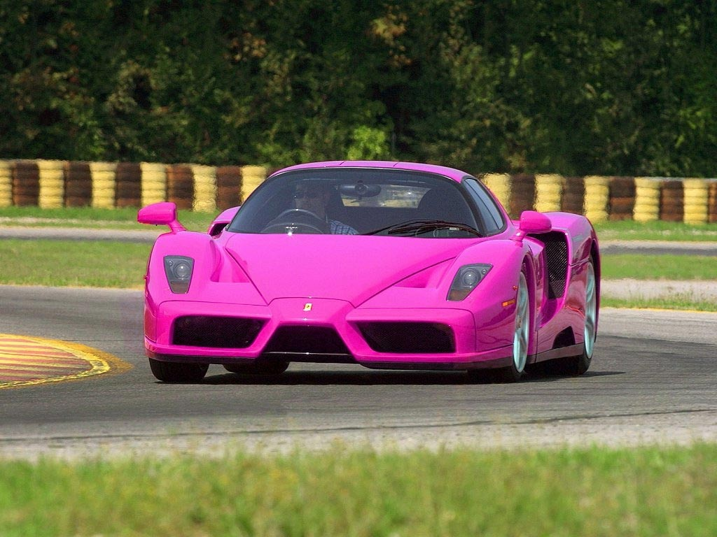 ferrari enzo wallpaper pink |Cars Wallpapers And Pictures ...