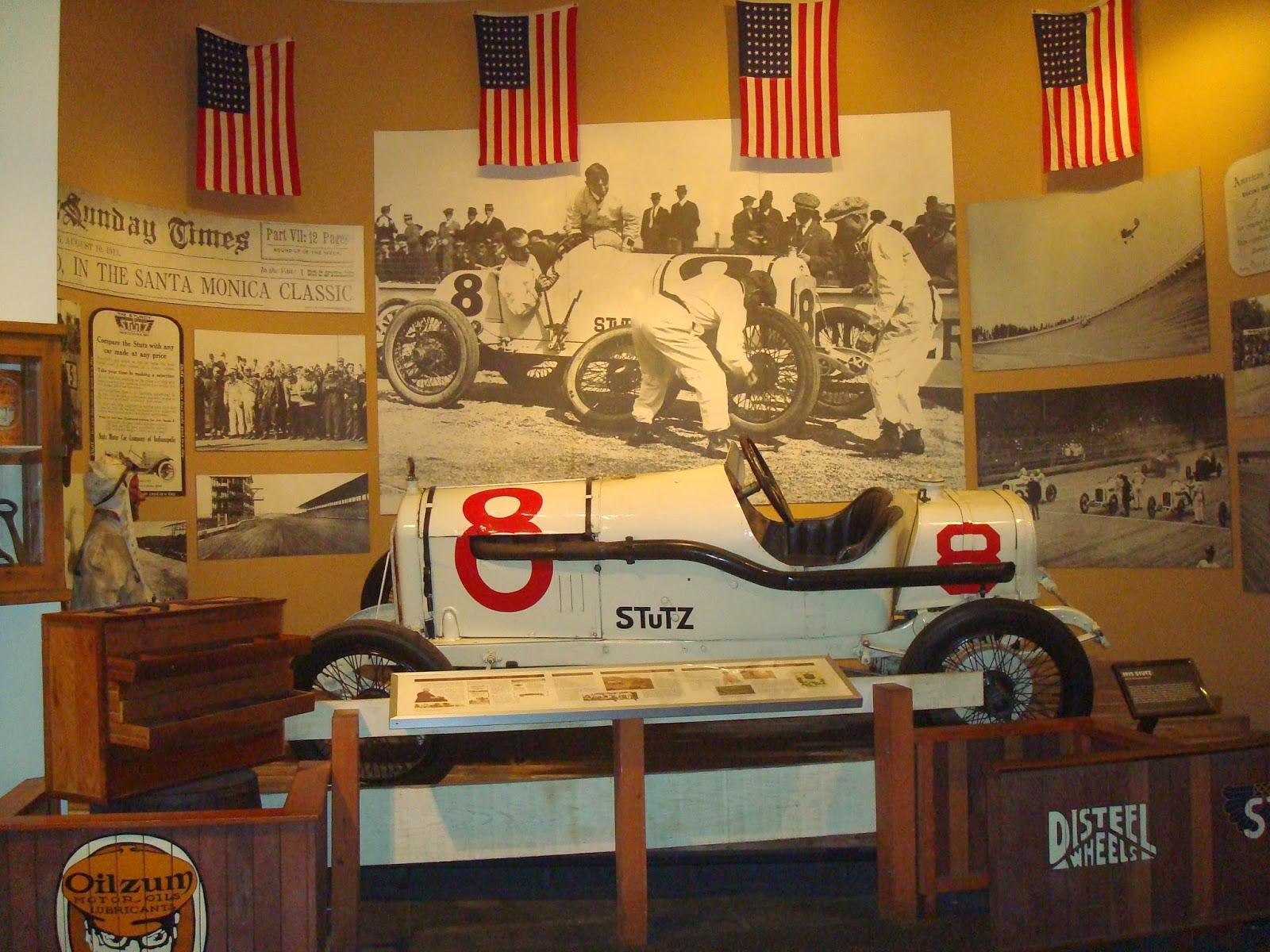 Earl Cooper Stutz Squadron Racer