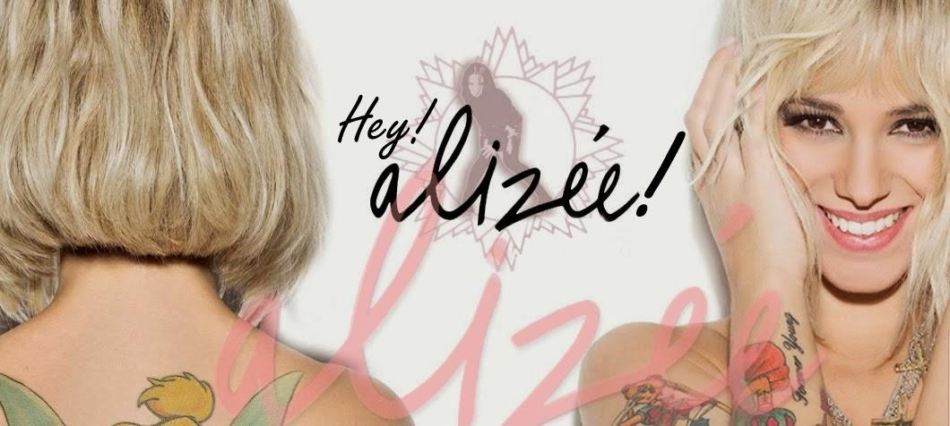 Hey! Alizée! | Nuevo álbum de Alizée: Blonde |