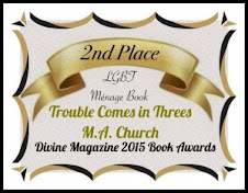Divine Magazine 2015 Book Awards