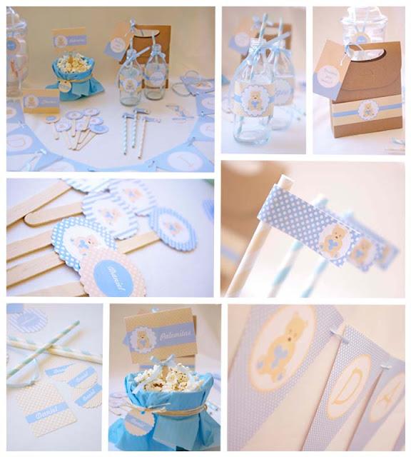 Decoraciones globos para baby shower nio decorar el auto - Decoraciones baby shower ...