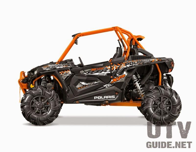 2015 Polaris RZR XP 1000 High Lifter Edition