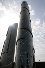 Sun and Sky Towers, Reem Island, Abu Dhabi