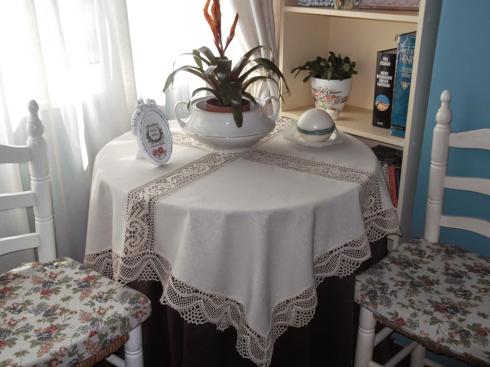 Dorcas ana manualidades 08 26 14 - Vestir mesa camilla ...
