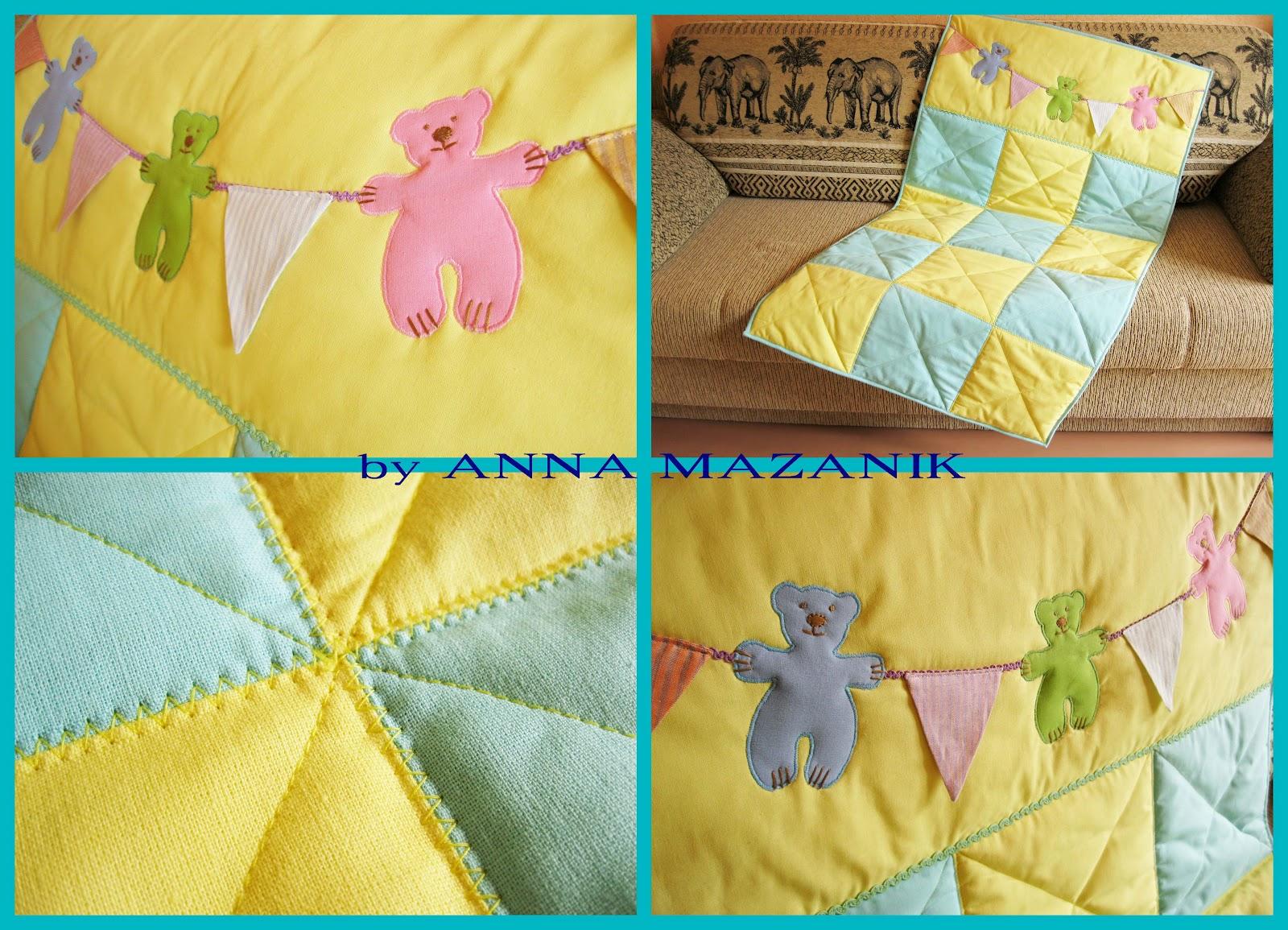 Детское одеяло своими руками. Как сшить детское одеяло для 32
