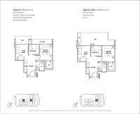 Cambio Suites 2 Bedrooms Floor Plans