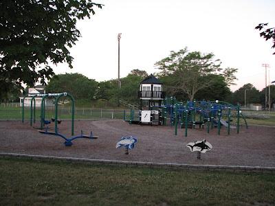 Veteran's Field Playground   Depot Street   Chatham   Cape Cod