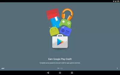 Google Opinion Rewards - Responda à pesquisa e ganhe créditos