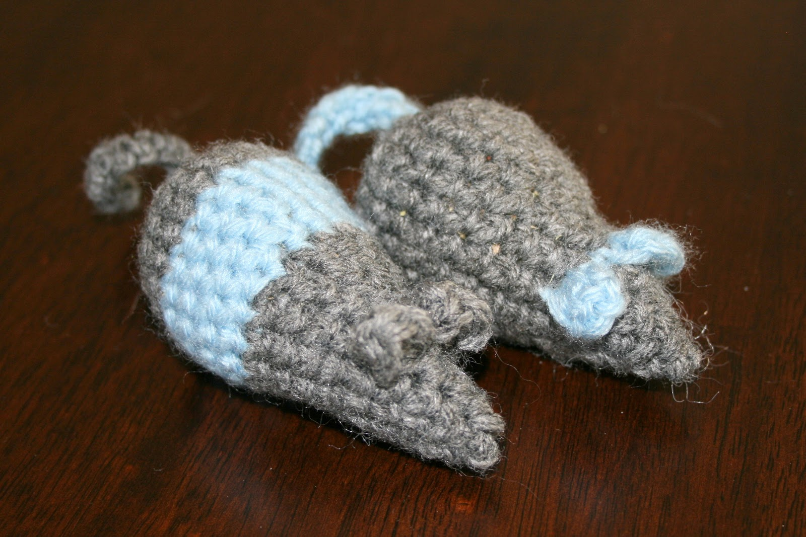 Crochet Mouse Pattern The House Of Meow
