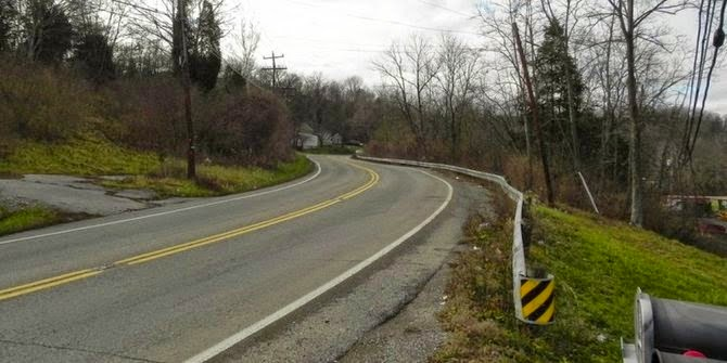 Dead Man's Curve, Ohio