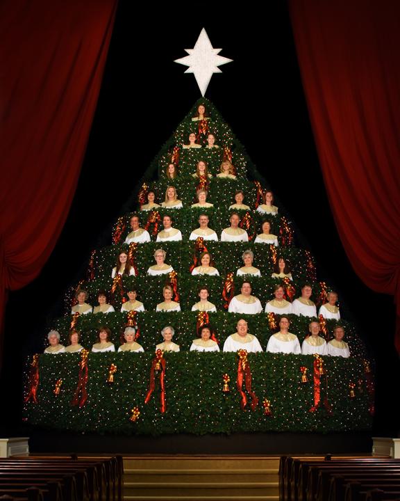 Light Show Tree Christmas