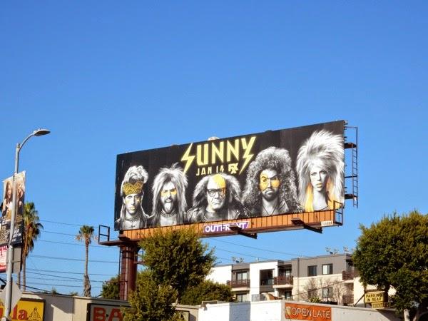 Always Sunny in Philadelphia season 10 billboard