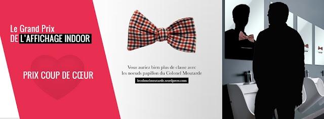 5 Noeuds Papillon du Colonel Moutarde