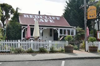 Redcliff Cafe in Te Anau in New Zealand