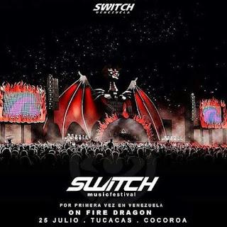 lineup switch 2015 d unity tucacas venezuela dj electronica