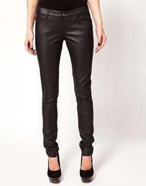 Tripp New York faux leather trousers