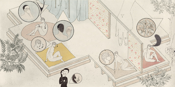 ©Harriet Lee-Merrion - Ilustración | Illustration