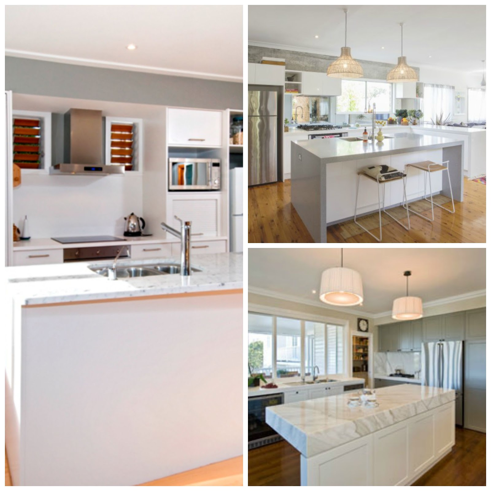Kitchen Benchtop Replacement Brisbane