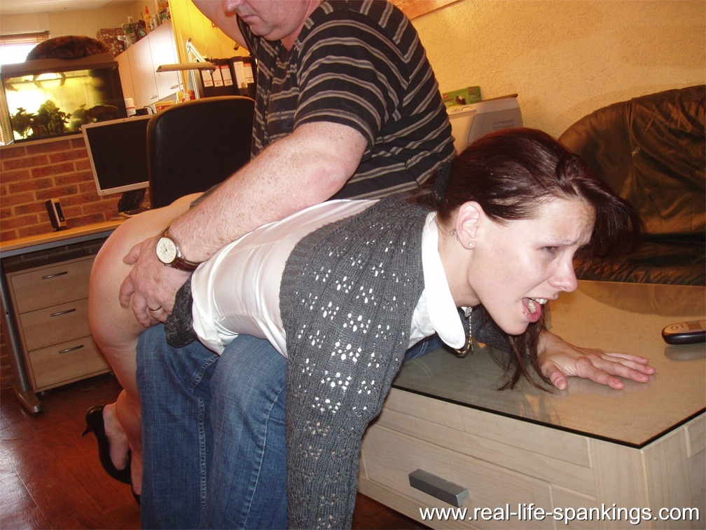 father grandfather spank daughter german