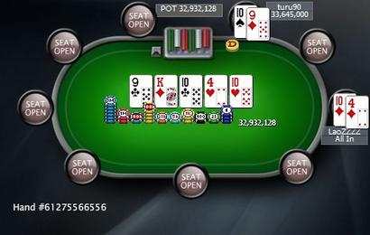 Turbo Takedown Pokerstars Turu90