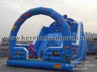 Istana Balon Aquatic