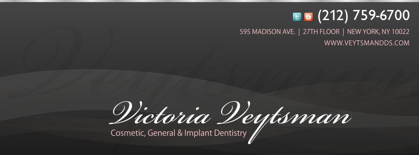 Dr. Victoria Veytsman DDS