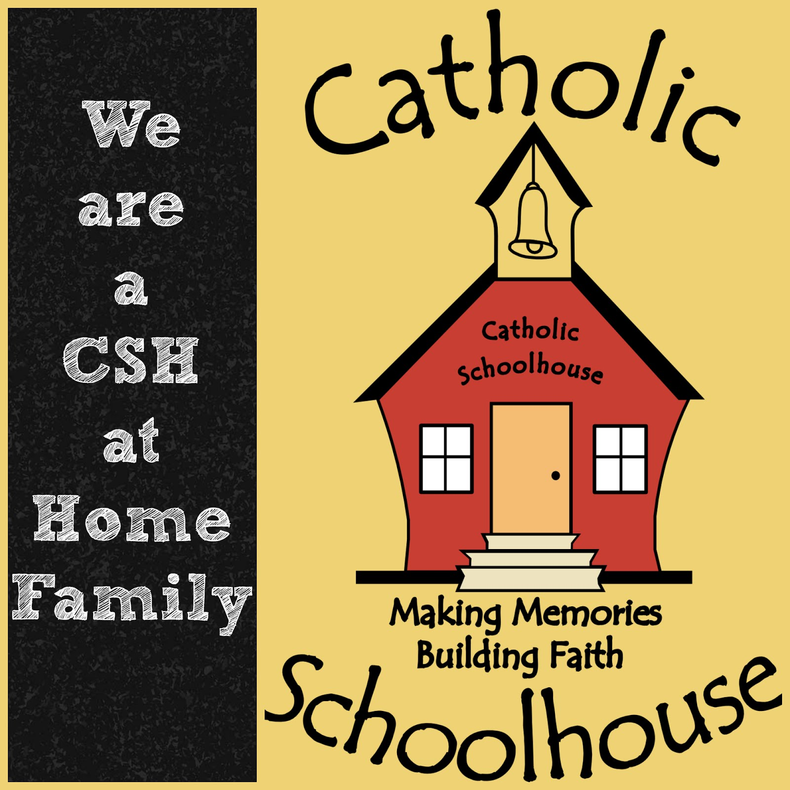 Catholic Schoolhouse @ Home Family