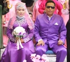 Majlis Persandingan Di Johor Dan Melaka Berbeza