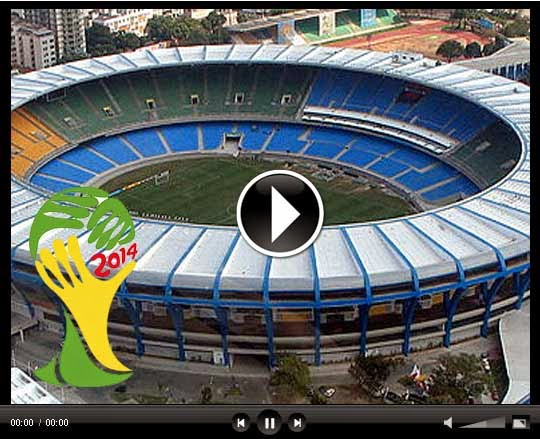 Transmisión del Mundial de Brasil 2014 en México