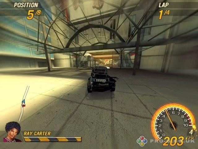 Flatout 2 Screenshots