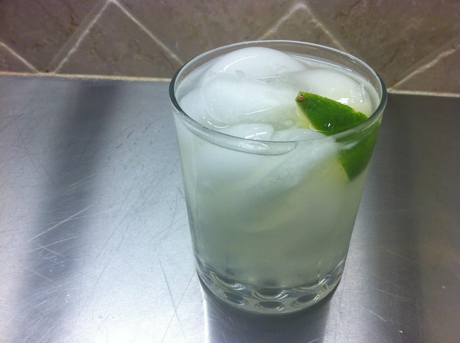 Gin Rickey recipe - DrinksMixer.com