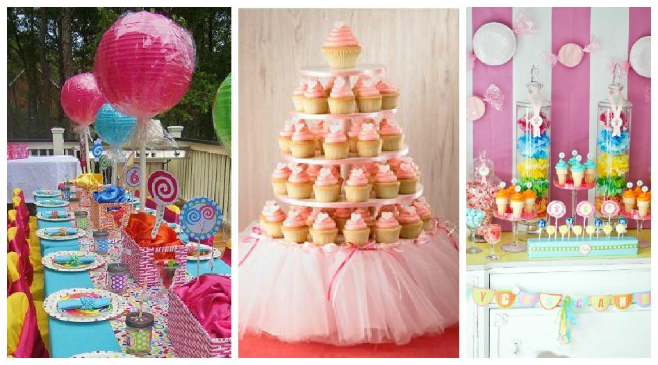 Ideas decorativas para cumpleaos infantiles cositasconmesh