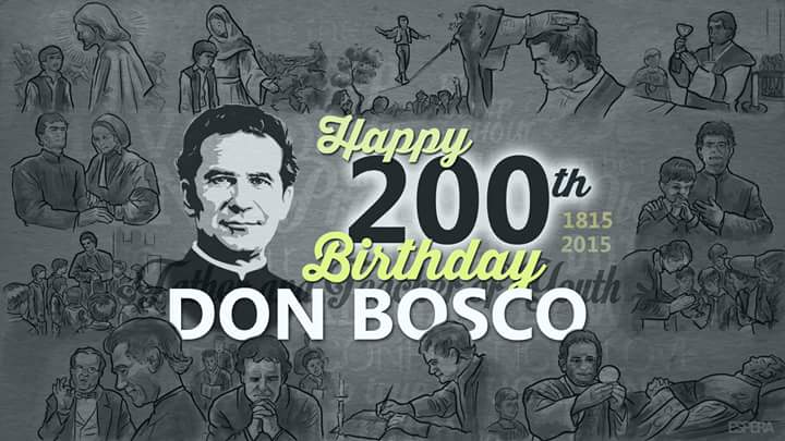 200 AÑOS CON DON BOSCO