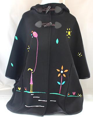 2016 - Textil Poncho 06