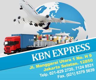 Pelayanan Terbaik Dari KBN Express
