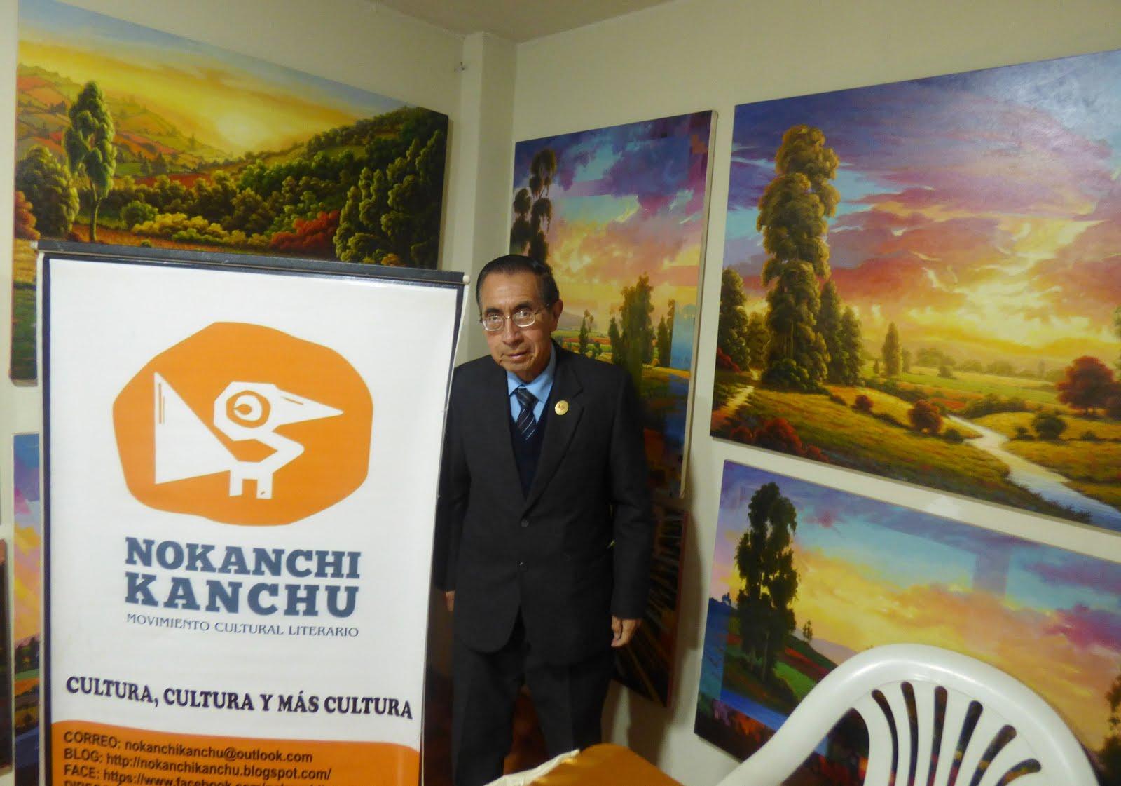 Movimiento Cultural Literario Nokanchi Kanchu