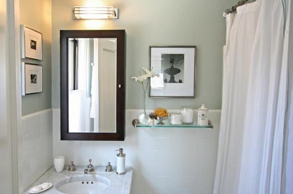 Baño Pequeno Rectangular:Rising: Baños pequeños?!?