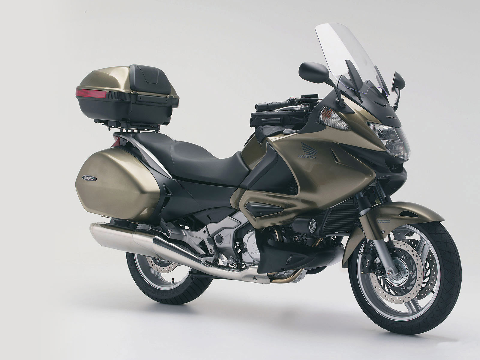 Who Makes Honda >> 2006 HONDA Deauville motorcycle insurance info, wallpaper