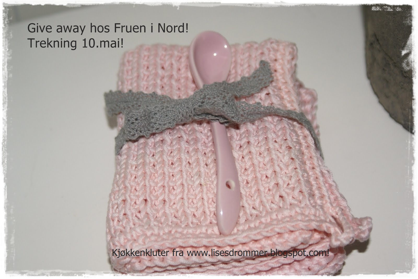 Give Away hos Fruen i nord!