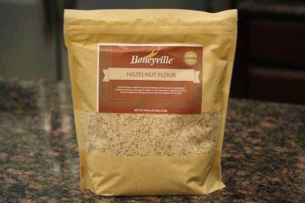 Hazelnut Flour Bag