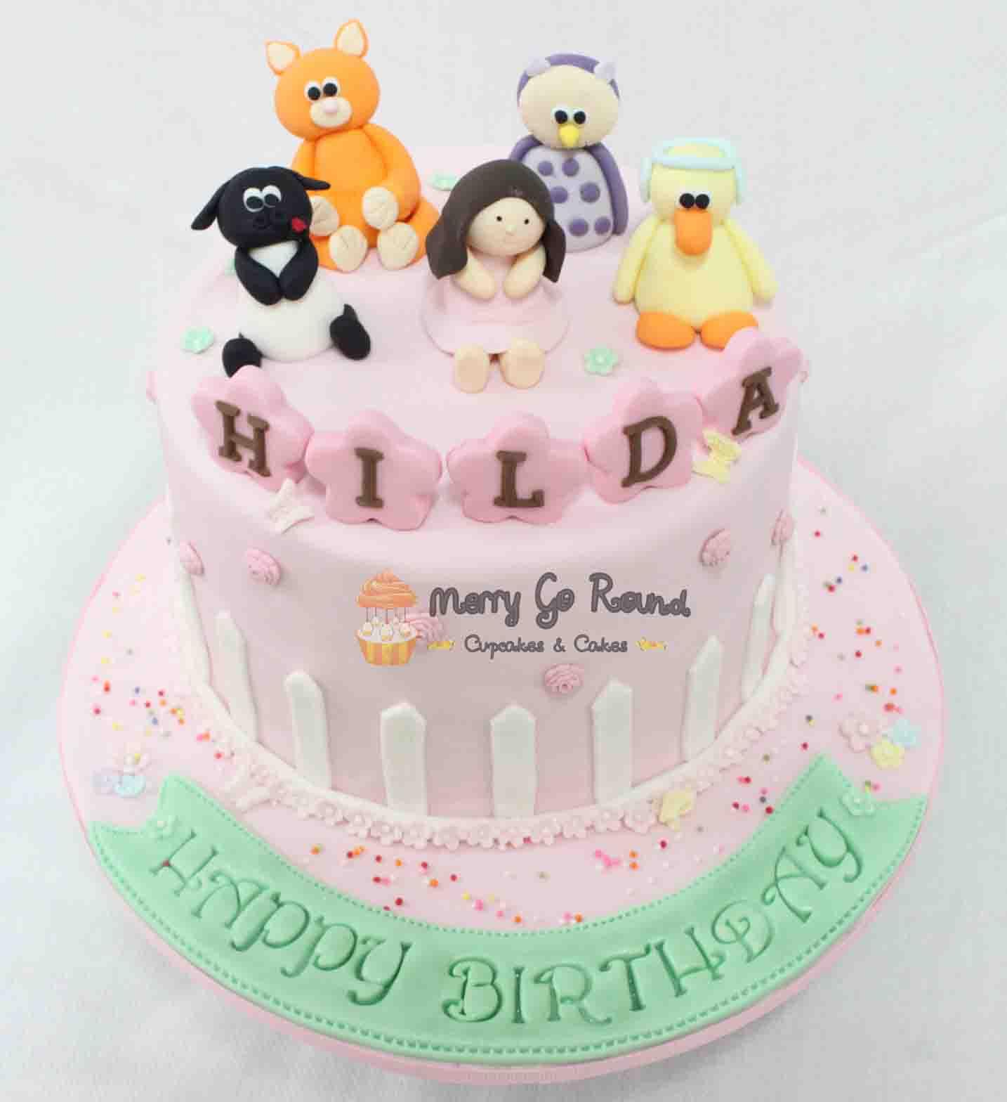 Image Result For Happy Birthday Hilda Cake