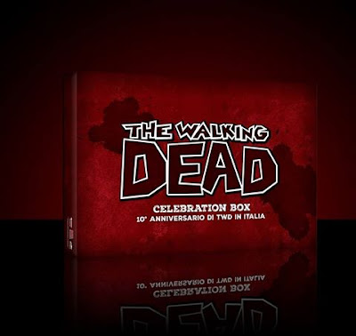 The Walking Dead - Celebration Box 10° anniversario in Italia