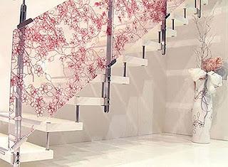 Suvire m s ideas de como decorar las escaleras for Escalera interior barata