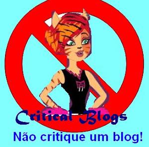Não critique blogs!