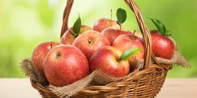 Stronger teeth with Apples, benefit of Apples