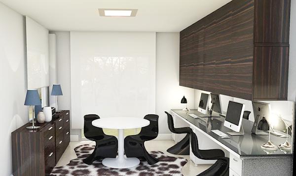 Habitacion despacho decorar tu casa es - Ideas decoracion despacho ...