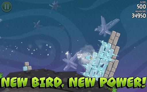 Angry Birds Space Para Xperias