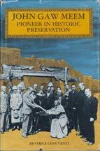 LIBROS: John Gaw Meem, Pioneer in Historic Preservation, de Beatrice Chauvenet