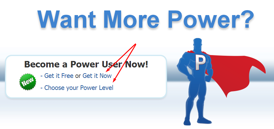 What is a power user